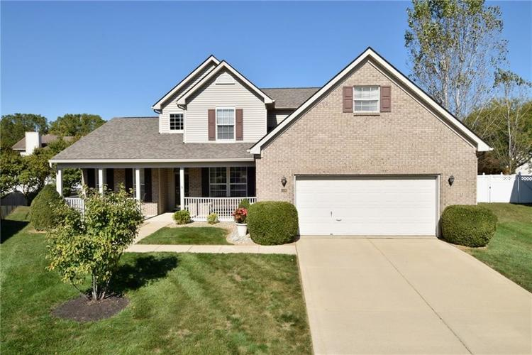 1336 Rolling Hills Court Indianapolis, IN 46214 | MLS 21675238 | photo 1