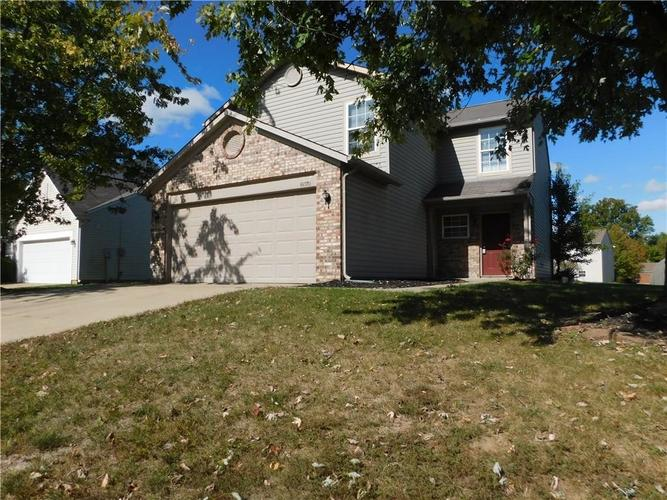 6070 E SOLITUDE Court Camby, IN 46113 | MLS 21675301