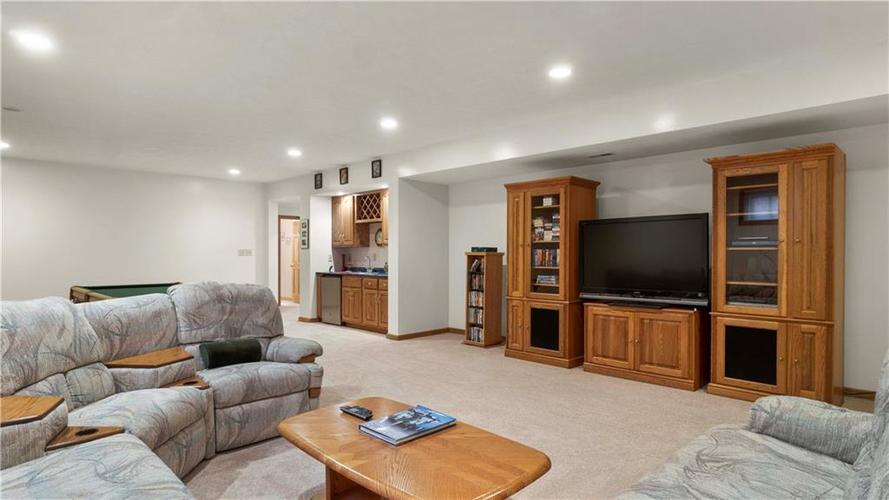 7002 Bluffridge Place Indianapolis, IN 46278 | MLS 21675330 | photo 42