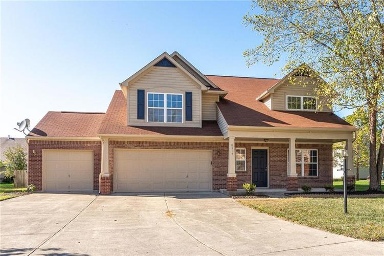 8615 Longspur Court Indianapolis, IN 46234 | MLS 21675342 | photo 1