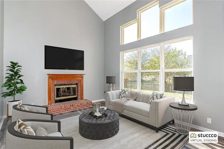 8615 Longspur Court Indianapolis, IN 46234 | MLS 21675342 | photo 11
