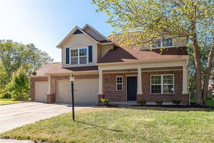 8615 Longspur Court Indianapolis, IN 46234 | MLS 21675342 | photo 2