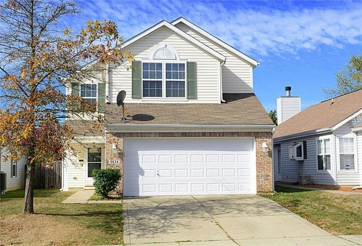 5638  CONGRESSIONAL Place Indianapolis, IN 46235   MLS 21675360