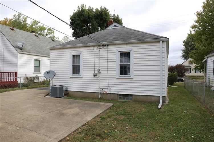 754 S Richland Street Indianapolis, IN 46221 | MLS 21675446 | photo 15