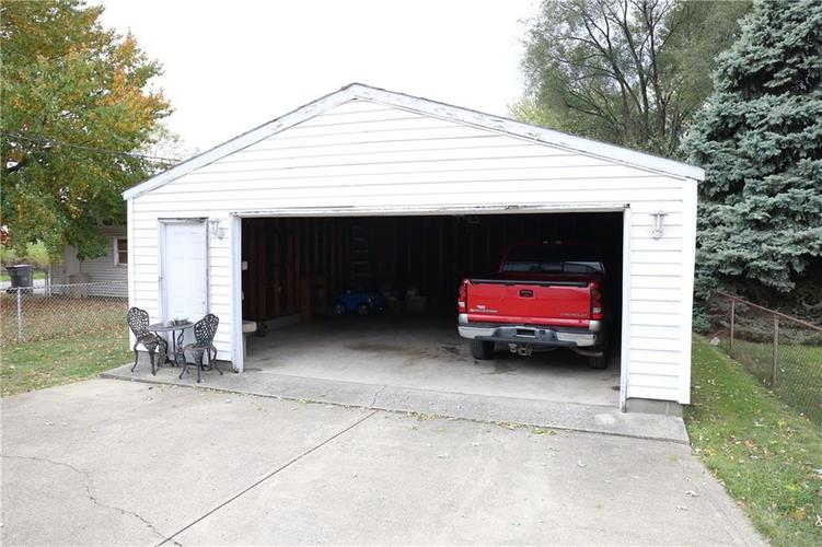 754 S Richland Street Indianapolis, IN 46221 | MLS 21675446 | photo 16