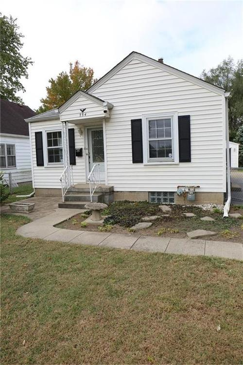 754 S Richland Street Indianapolis, IN 46221 | MLS 21675446 | photo 2
