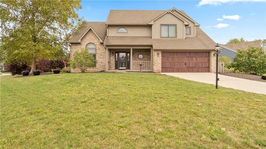 7349 Poppyseed Drive Indianapolis, IN 46237   MLS 21675451   photo 1