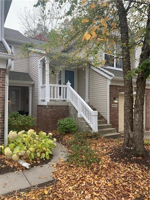9560 Longwell Drive #7 Indianapolis, IN 46240   MLS 21675486   photo 9