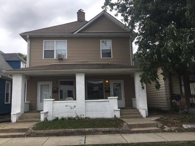 1817  UNION Street Indianapolis, IN 46225 | MLS 21675487