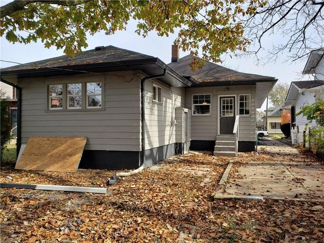 3926 GRACELAND Avenue Indianapolis, IN 46208   MLS 21675511   photo 33
