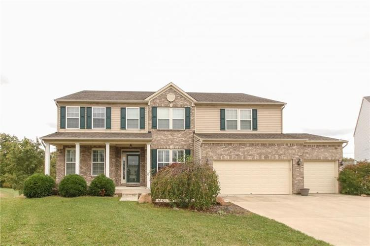 4454  Hunters Crossing Circle Indianapolis, IN 46239 | MLS 21675587