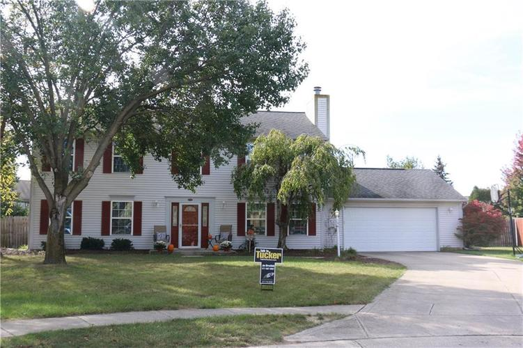 6005  Selby Court Noblesville, IN 46062 | MLS 21675617