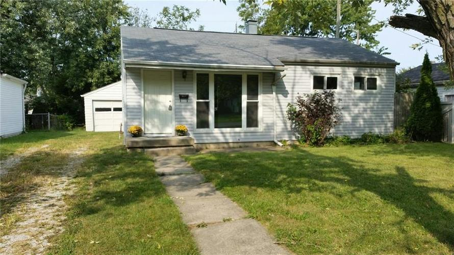 1838 N RITTER Avenue Indianapolis IN 46218 | MLS 21675652 | photo 1