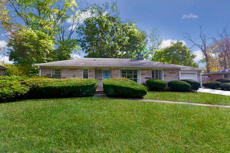8343 N College Avenue Indianapolis, IN 46240 | MLS 21675682 | photo 1