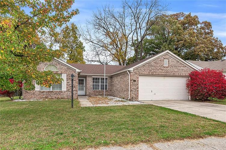 4034 Cherry Blossom Boulevard Indianapolis, IN 46237 | MLS 21675695 | photo 1