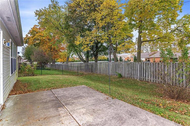 4034 Cherry Blossom Boulevard Indianapolis, IN 46237 | MLS 21675695 | photo 27