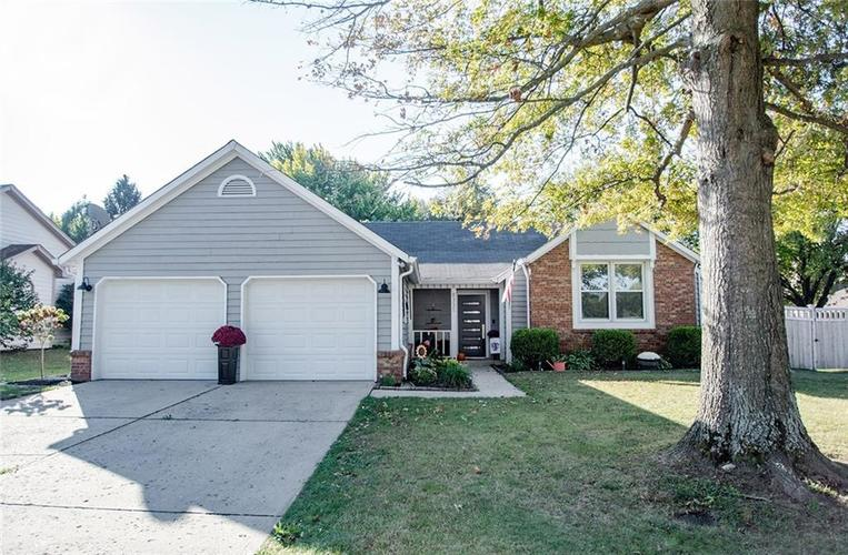 8331 Gallant Fox Drive Indianapolis, IN 46217 | MLS 21675709 | photo 1