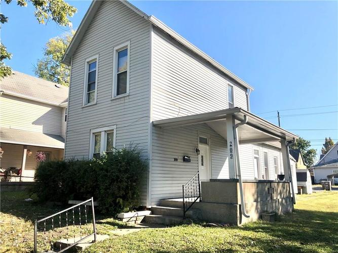 209 N State Avenue Indianapolis, IN 46201 | MLS 21675720