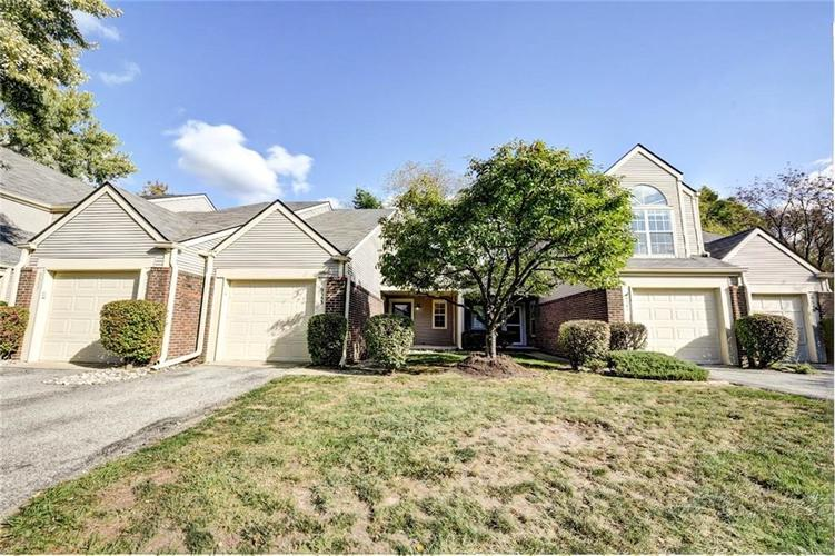9553 Aberdare Drive Indianapolis, IN 46250   MLS 21675723   photo 1