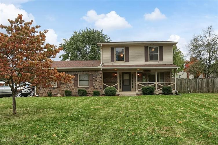 5303 W Thompson Road Indianapolis, IN 46221 | MLS 21675744