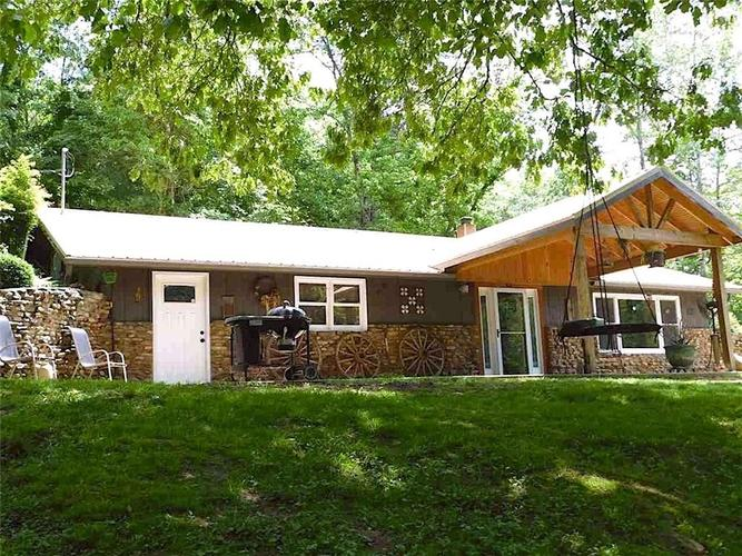 792 E Camp Jerry Road English, IN 47118   MLS 21675753   photo 2