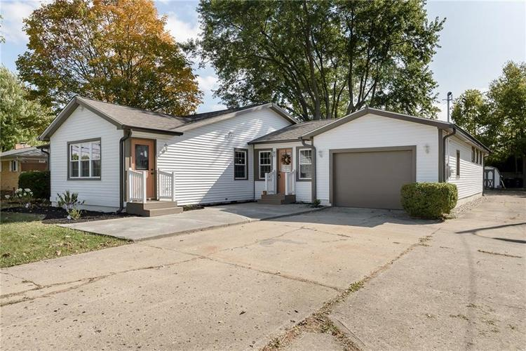 10751 E 59th Street Indianapolis, IN 46236 | MLS 21675805 | photo 2