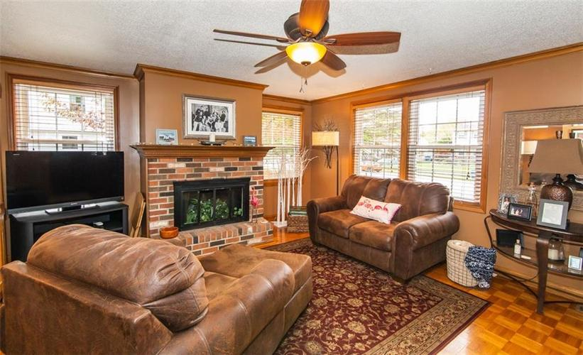 11044 Whistler Drive Indianapolis, IN 46229 | MLS 21675847 | photo 12