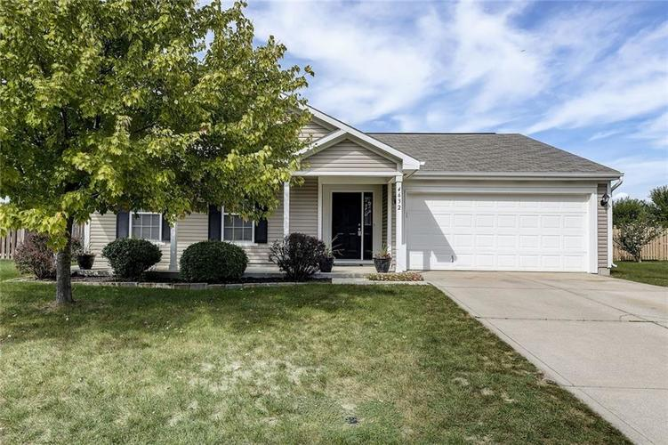 4632  Elkhorn Court Westfield, IN 46062 | MLS 21675956