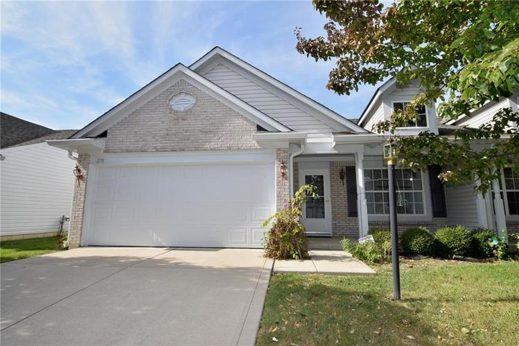 278 CLEAR BRANCH Drive Brownsburg, IN 46112 | MLS 21675999 | photo 1