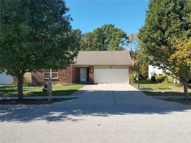 4408 Meadowsweet Court Indianapolis, IN 46203 | MLS 21676018 | photo 1