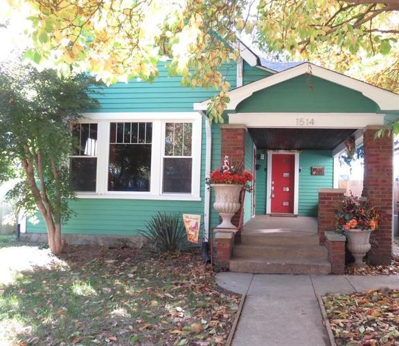 1514 S Alabama Street Indianapolis, IN 46225 | MLS 21676030