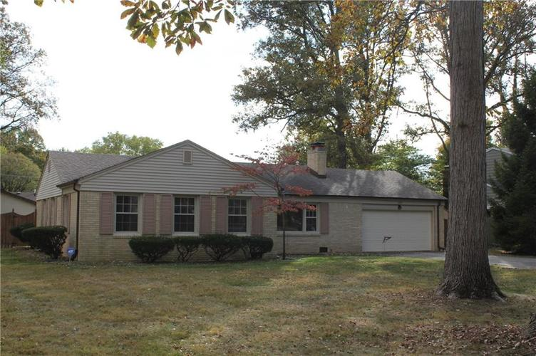 2429 Shady Lane Anderson, IN 46011   MLS 21676044   photo 1