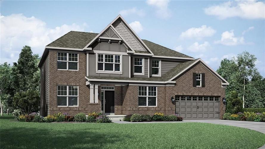 19288 Gillcrest Drive Noblesville, IN 46062 | MLS 21676157 | photo 1