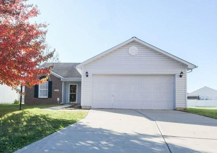 8133 WHISTLEWOOD Court Indianapolis, IN 46239   MLS 21676171   photo 1