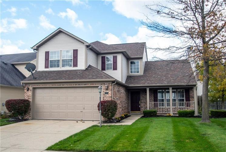 6048 Tybalt Lane Indianapolis, IN 46254 | MLS 21676196 | photo 1