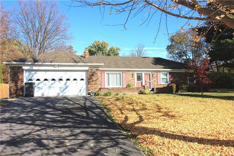 4436 Fairhope Drive Indianapolis, IN 46237   MLS 21676228   photo 1