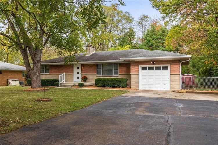 3744 E 55th Street Indianapolis, IN 46220 | MLS 21676230 | photo 1