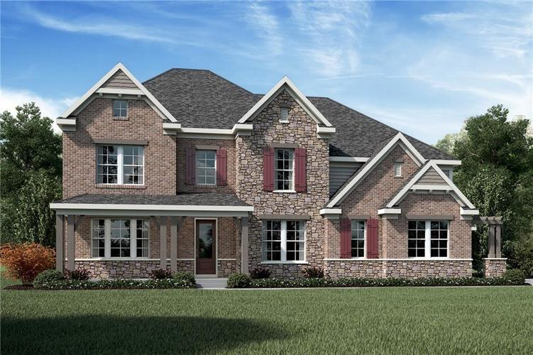 4651  Kettering Place Zionsville, IN 46077   MLS 21676260
