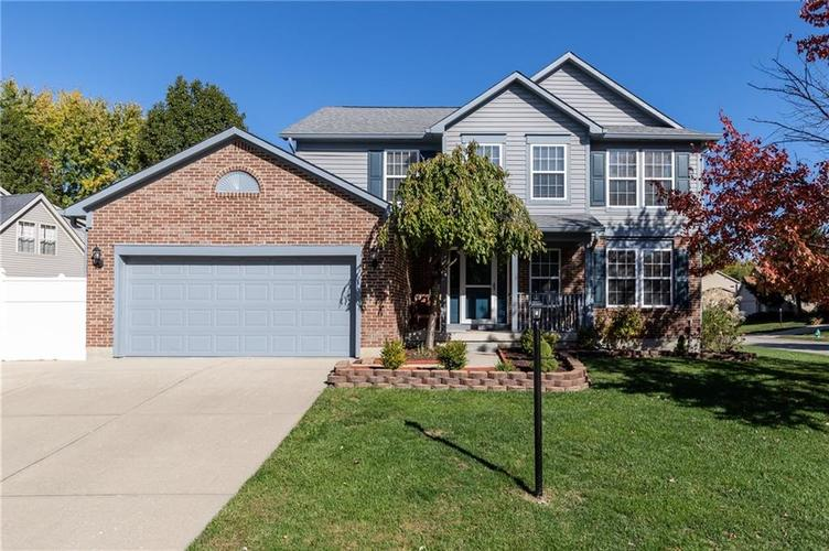 8646 Knollway Court Fishers, IN 46038 | MLS 21676292 | photo 1