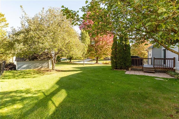 8646 Knollway Court Fishers, IN 46038 | MLS 21676292 | photo 23