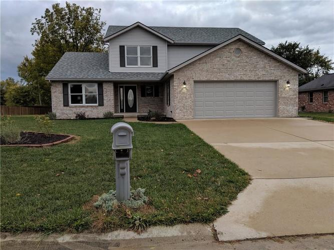 1101  FALLWAY Court Shelbyville, IN 46176 | MLS 21676318