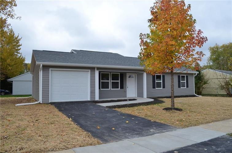 5305 Chisolm Trail Indianapolis, IN 46237   MLS 21676340   photo 1