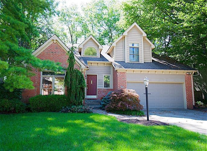 5504 YELLOW BIRCH Way Indianapolis, IN 46254 | MLS 21676348 | photo 1