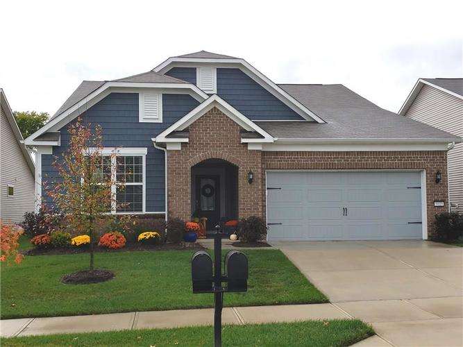 5029 Silverbell Drive Plainfield, IN 46168 | MLS 21676358 | photo 1