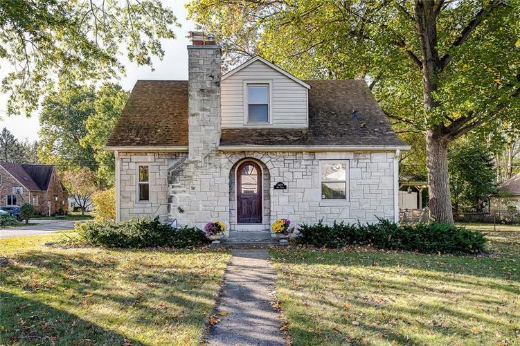 2429 BAUR Drive Indianapolis, IN 46220 | MLS 21676366 | photo 1
