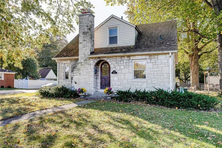 2429 BAUR Drive Indianapolis, IN 46220 | MLS 21676366 | photo 4