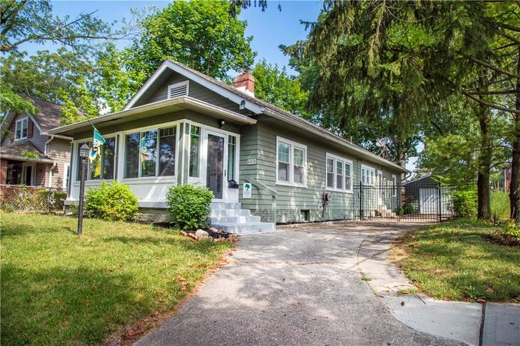 5120  Norway Drive Indianapolis, IN 46219 | MLS 21676389