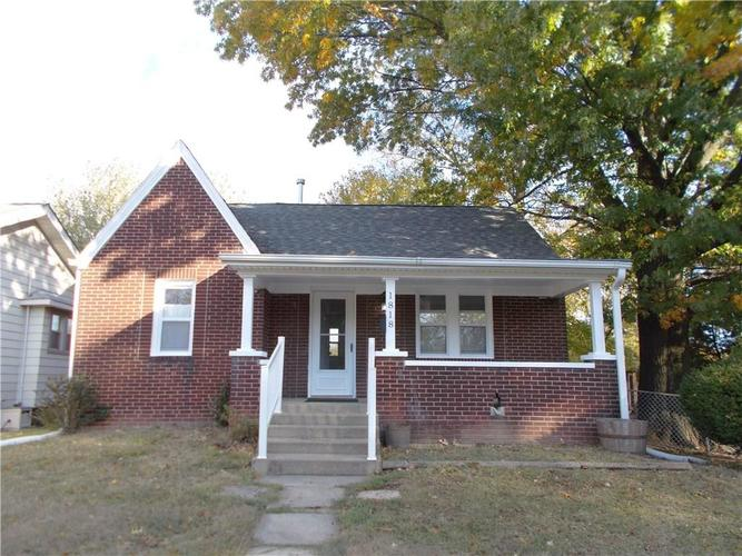 1818 W Wyoming Street Indianapolis, IN 46221 | MLS 21676410 | photo 1
