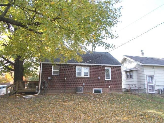 1818 W Wyoming Street Indianapolis, IN 46221 | MLS 21676410 | photo 2