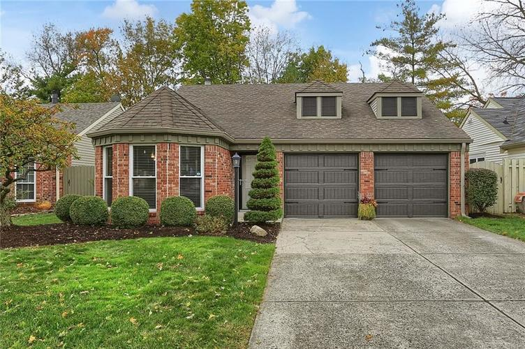 9520 Settlement Drive W Indianapolis, IN 46250 | MLS 21676414 | photo 1